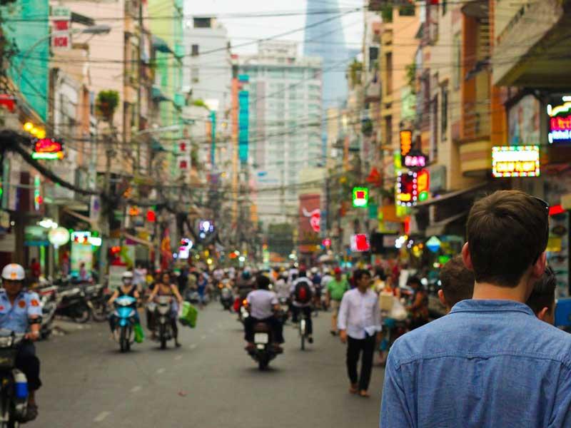 weltweiser · Handbuch Fernweh · Schüleraustausch · China