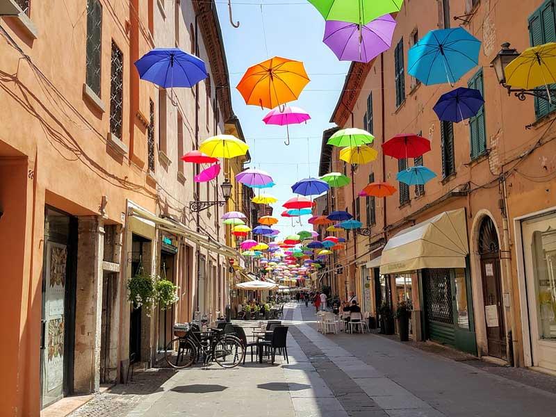 weltweiser · Handbuch Fernweh · High School · Italien
