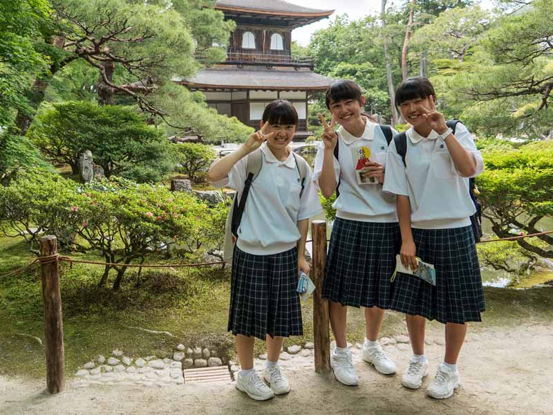 weltweiser · Handbuch Fernweh · High School · Japan