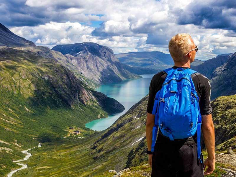weltweiser · Handbuch Fernweh · High School · Norwegen