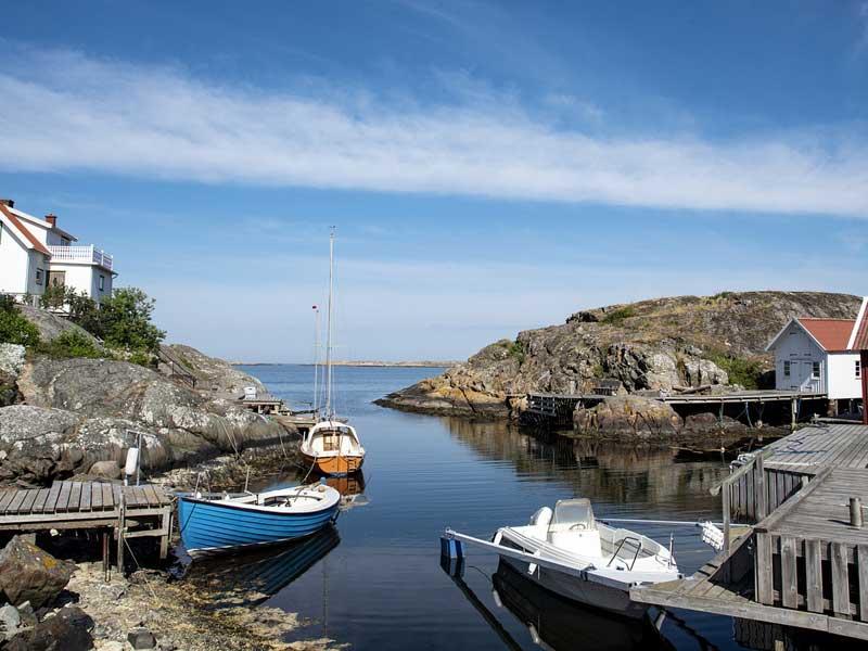 weltweiser · Handbuch Fernweh · Auslandsschulbesuch · Schweden
