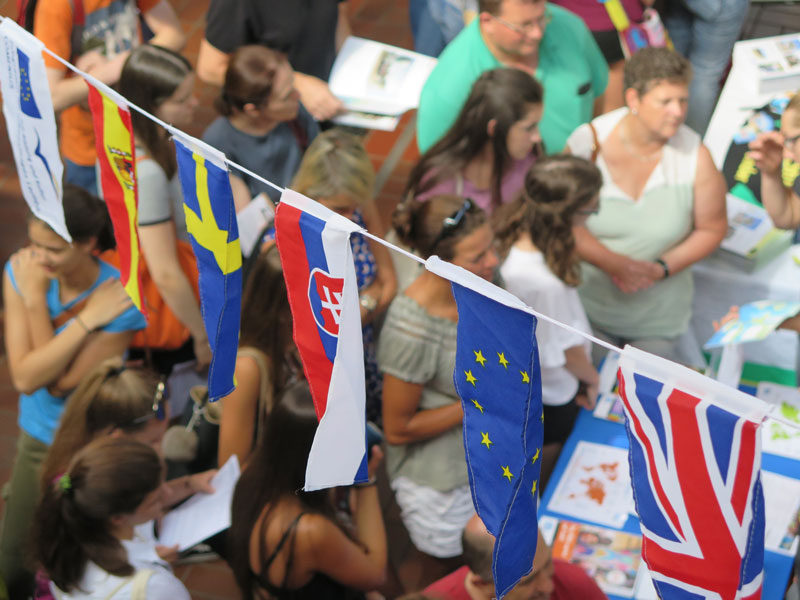 weltweiser · Handbuch Fernweh · JugendBildungsmesse für Auslandsaufenthalte JuBi · Auslandsjahr